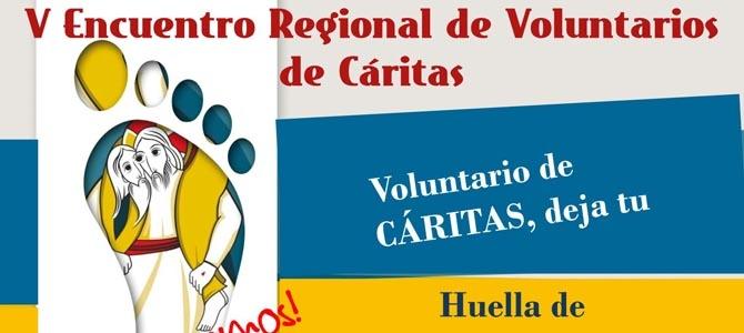 Los voluntarios de Cáritas en Castilla La Mancha, dejando huellas de misericordia entre los más empobrecidos