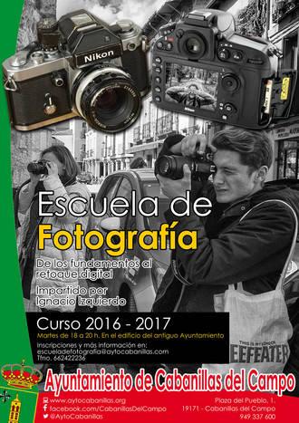 Cabanillas estrena su propia escuela de fotografía