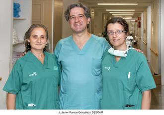 Los cirujanos plásticos del Hospital de Guadalajara han logrado que 340 mujeres se vean mejor tras una mastectomía