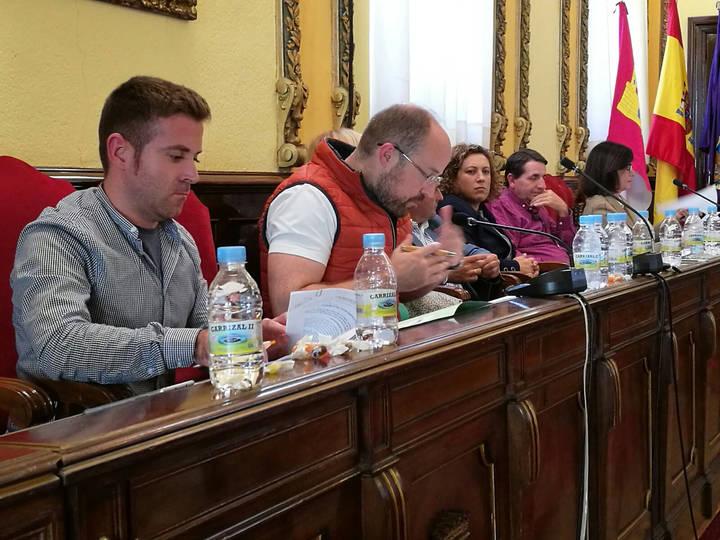 Aprobada la moción Ciudadanos (C's) Guadalajara para la revisión de las cuotas del servicio municipal del agua