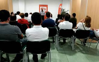 Ciudadanos explica a sus afiliados cómo expandirse y consolidarse en Guadalajara