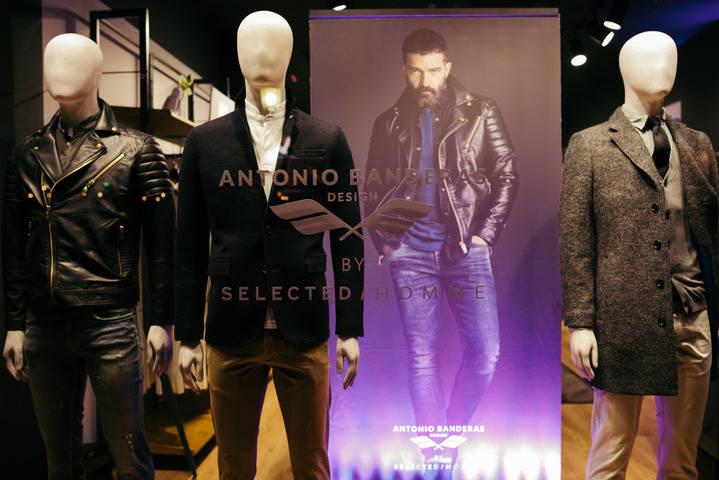 A la venta la primera colección Antonio Banderas