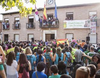 La Feria Taurina de Marchamalo recupera el Concurso de Recortadores