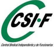 CSIF denuncia que Page incumple su programa electoral respecto a los empleados públicos
