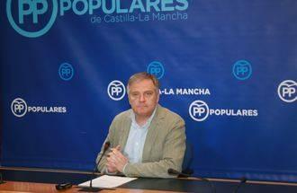 """Cañizares critica que Page """"incumple de nuevo su palabra al no traer hoy a las Cortes los presupuestos para 2017"""""""