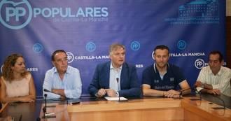 """Cañizares denuncia la """"parálisis absoluta"""" de la autovía Toledo-Ciudad Real y las promesas incumplidas del PSOE de Page sobre esta infraestructura"""