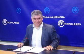 """Cotillas: """"El Gobierno de Page y Podemos es el más vago de la historia"""""""