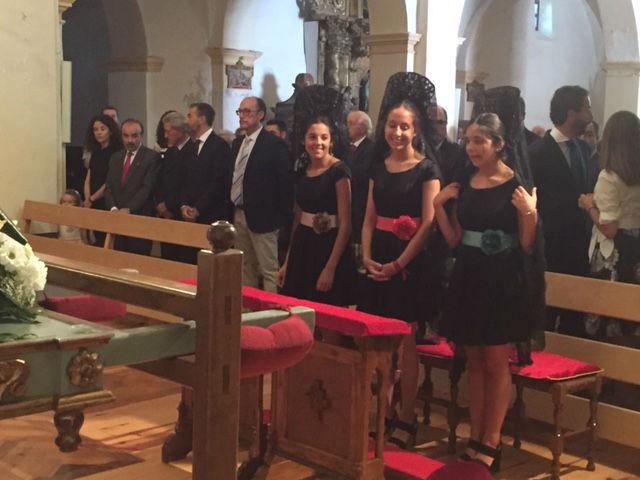 Checa celebra sus fiestas en honor a San Bartolome