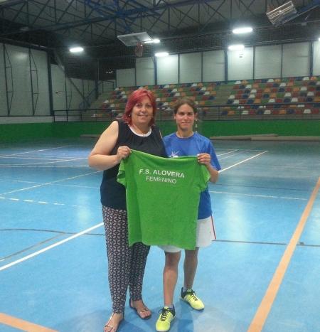 Cristina San Martín se une a la familia del FSF Alovera