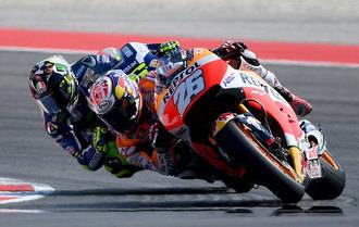 Dani Pedrosa gana en MotoGP del Gran Premio de San Marino con una impresionante remontada