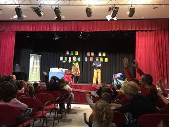 Libros, ilustraciones y cuentos protagonizan las actividades del Día de la Biblioteca en Alovera