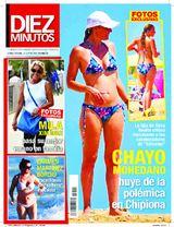 """DIEZ MINUTOS Jose Luis Moreno : """"Una más y te corto el cuello"""""""