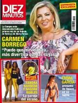 DIEZ MINUTOS Sandra Barneda pillada besándose con Nagore