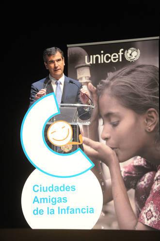 Guadalajara renueva el sello de Ciudad Amiga de la Infancia otorgado por UNICEF
