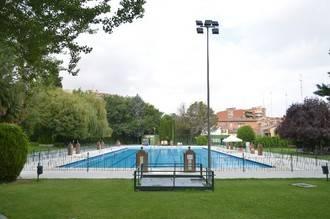 La piscina de San Roque, una de las mejores instalaciones deportivas de Guadalajara
