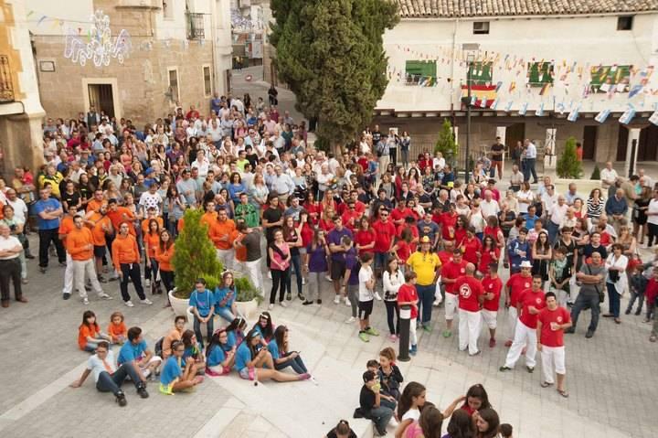 Almonacid vivirá con entusiasmo y emoción sus fiestas en honor a la Virgen de la Luz