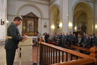 Sigüenza celebró el Día de la Hispanidad