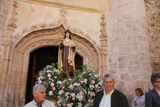 Pastrana celebra su fiesta patronal en honor a Santa Teresa