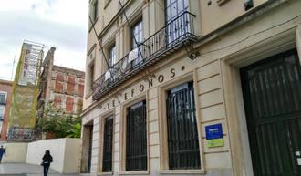 El Colegio de Aparejadores estudia comprar el edificio de Telefónica en Guadalajara