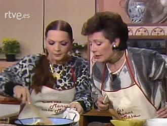 Muere a los 84 años la popular presentadora del programa 'Con las manos en la masa'