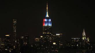 El Empire State Building se teñirá de azulgrana este miércoles
