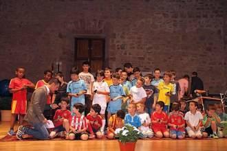 Presentada la temporada 2016-2017 de las Escuelas Deportivas Municipales de Sigüenza