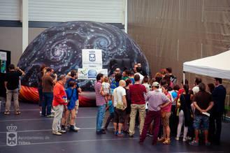 """Con más de 1.600 visitantes únicos, Expoastronómica cumple el objetivo de una edición """"histórica"""""""