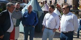 Atienza se volcó con su Feria Medieval que contó con una gran asistencia de público
