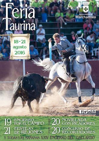 La Feria Taurina de Marchamalo arrancará el próximo jueves