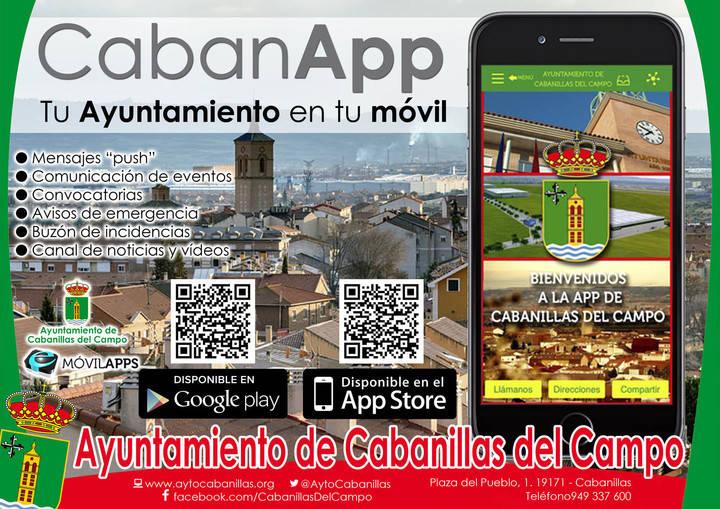 Cabanillas lanza una aplicación para móviles que refuerza la comunicación con los vecinos