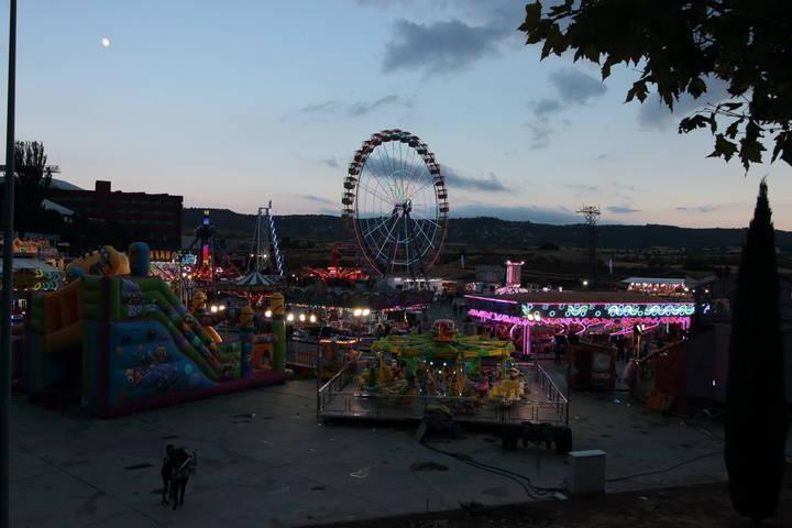 Guadalajara tendrá un Jueves de Ferias nublado con pocos ratos de sol, pero sin lluvias, con mínimas de 9ºC y llegando el mercurio a los 20ºC