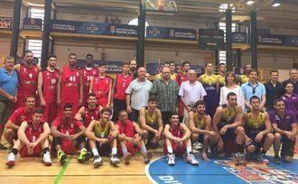 Isover Basket Azuqueca ganó la I Copa Diputación de Guadalajara