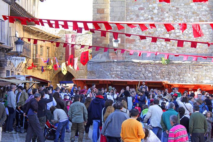 La Feria Medieval de Atienza se presenta con muchas y variadas actividades para todos los públicos
