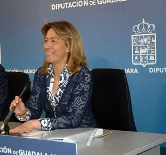 La Diputación de Guadalajara consigue reducir la deuda en un 90% desde el año 2011