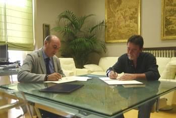 La Diputación aporta 60.000 euros para las actividades de difusión y de ocio del Parque Arqueológico de Recópolis