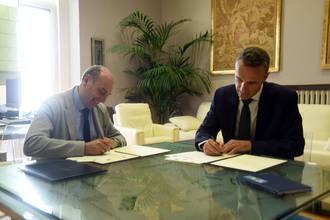 La Diputación colabora en el desarrollo de los Cursos de Verano y actividades de Extensión Universitaria de la UNED