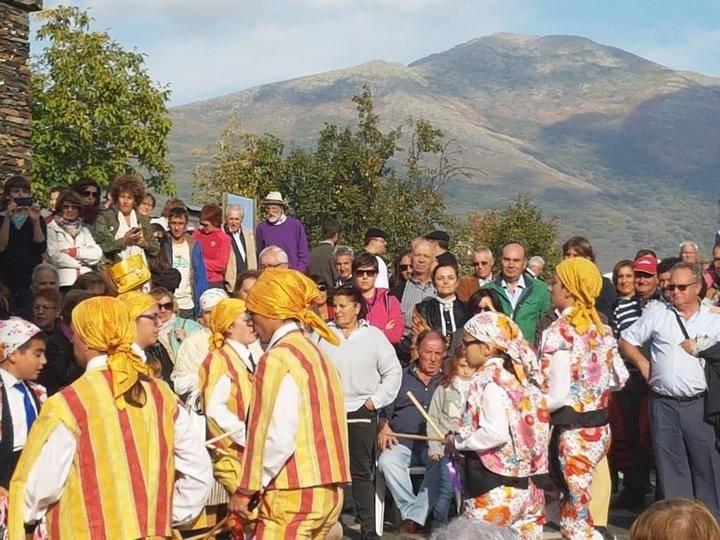 El presidente de la Diputación acompañó a los serranos en el Día de la Sierra celebrado en Campillo de Ranas