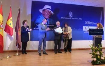 La Diputación amplía la dotación económica para la realización de actividades de la 'Cátedra Manu Leguineche'