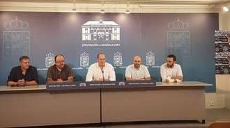 El mejor baloncesto de Guadalajara se podrá ver en la Copa Diputación los próximos 7 y 11 de septiembre