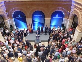 La Diputación celebra el viernes la tradicional Recepción de Alcaldes y Concejales