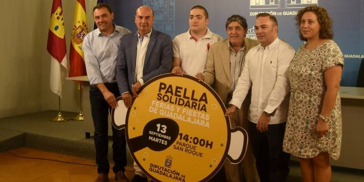 La Paella Solidaria de Ferias será el martes 13 a beneficio de la Asociación Contra el Cáncer