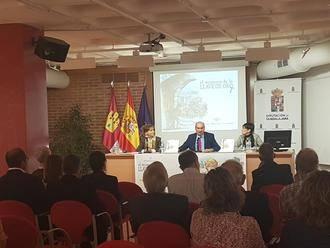 El presidente de la Diputación presenta 'El misterio de la llave de oro' de Miriam Martínez Taboada
