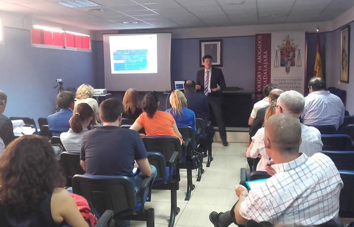 El Colegio de Abogados de Guadalajara continúa el proceso de modernización de las gestiones on-line