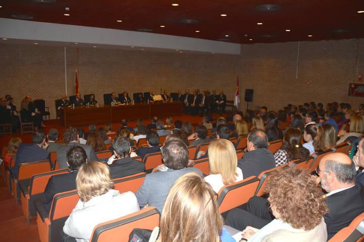El Colegio de Abogados de Guadalajara celebra el acto institucional en honor a su patrona