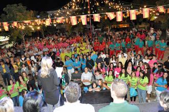 Todo a punto en Yebra para unas fiestas patronales con una gran variedad de actos para todos los gustos