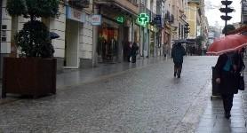 Guadalajara tendrá un domingo con lluvia, con el mercurio en los 16ºC y con rachas de viento de 24kms/h