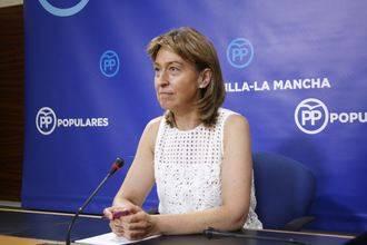 """Guarinos: """"Si Page quiere desbloquear la situación política, que plantee la abstención de los siete diputados del PSOE-CLM"""""""