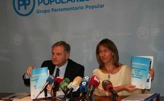 """""""Falsos anuncios e incumplimientos"""": Así ve el PP de Castilla-La Mancha el año y medio de """"desgobierno"""" de Page"""