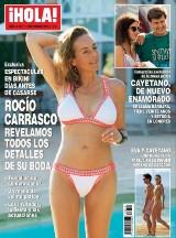 """¡HOLA! Rocío Carrasco : """"Me siento feliz. Este es mi sueño"""