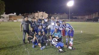El Hogar Alcarreño se impone al Torrejón del Rey en el torneo del conjunto campiñero